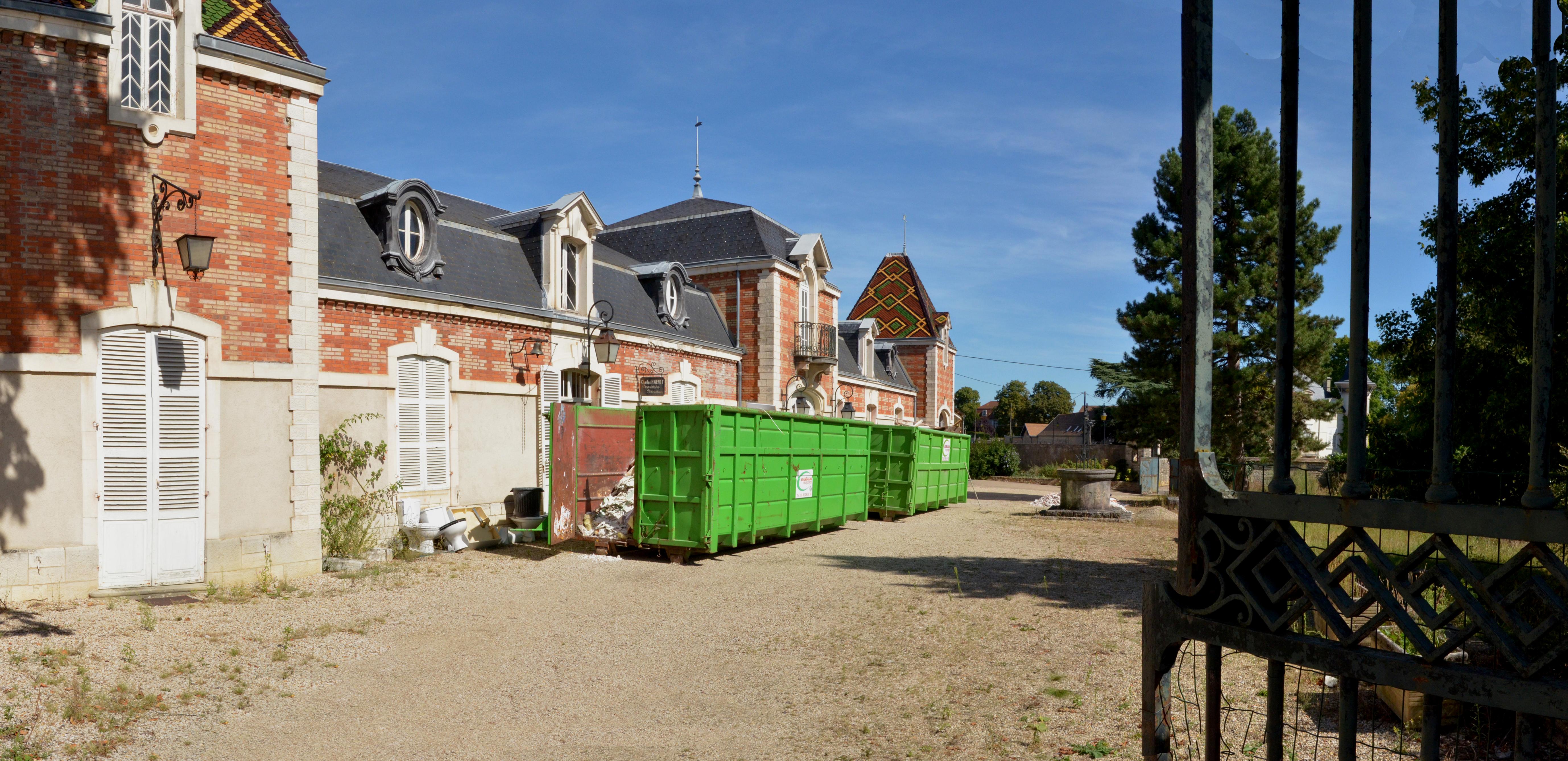 Avant Meursault