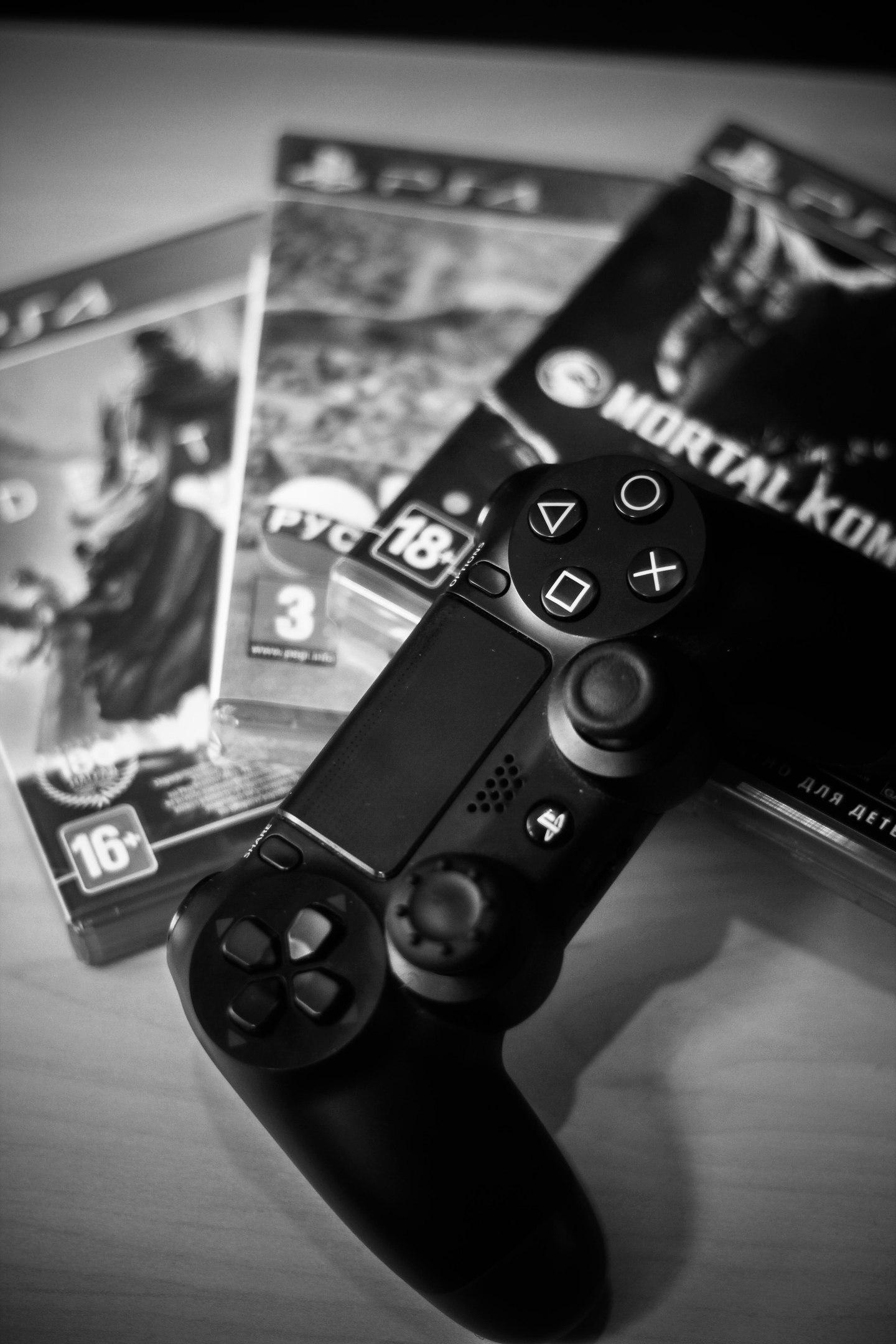 Игровые приставки + Kinect
