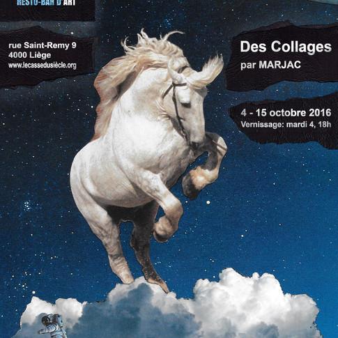 Affiche A3 - Des Collages par MARJAC(1).