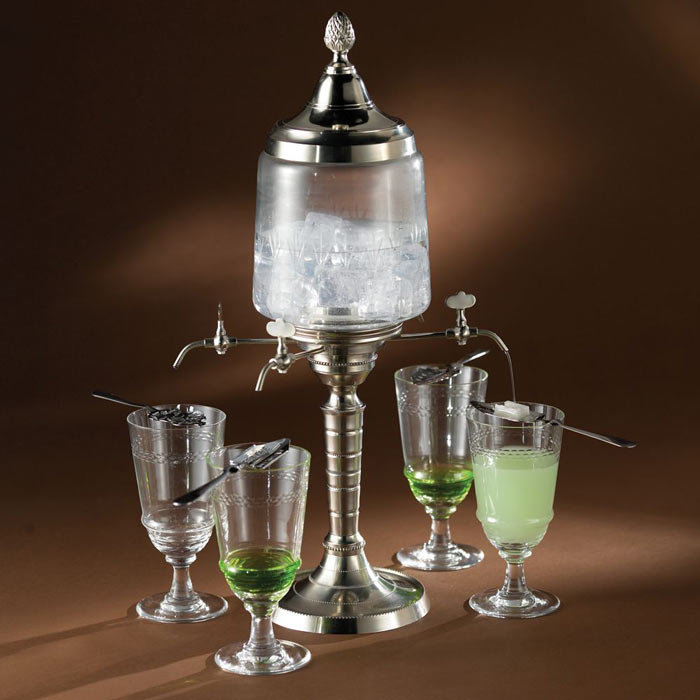 Verte Fontaine à absinthe