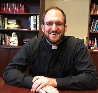 Welcome, Fr. Fryml