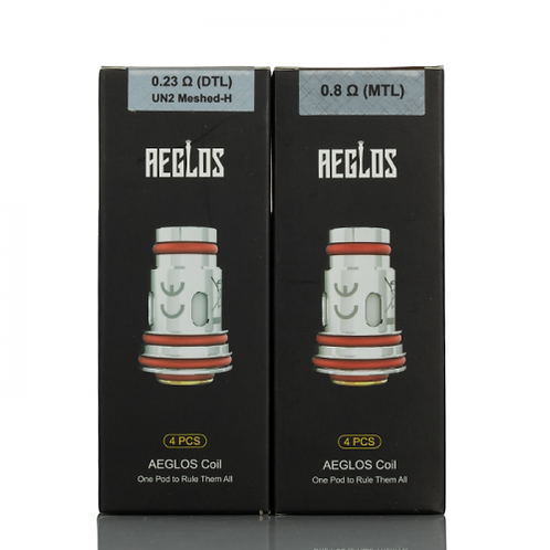 Uwell Aeglos Coil 4 Pack