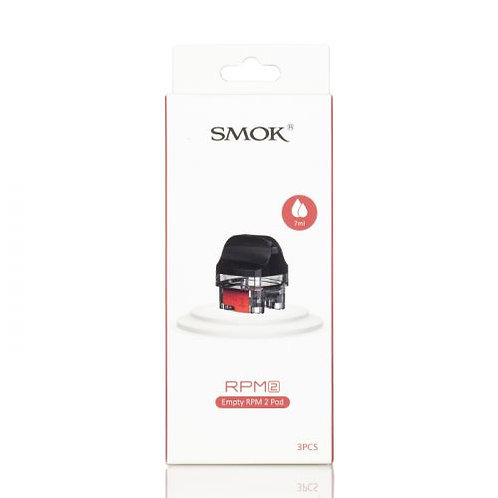 SMOK RPM 2 Replacement Pods 3 Pack