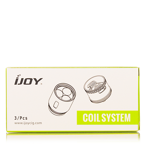 iJoy Captain X3 Coils 3 Pack