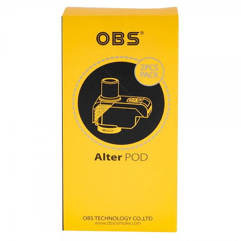 OBS Alter Replacement Pods