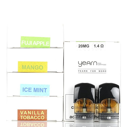 Uwell Yearn Replacement Pods