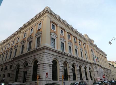 I tribunali italiani durante l'emergenza coronavirus