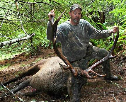 Donald Ward Elk Oregon