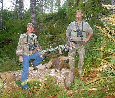 Archery Elk Hunting Oregon