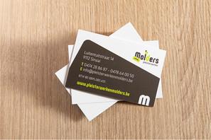 Logo & naamkaartje