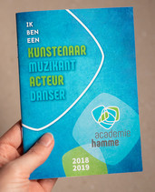 Logo & brochure