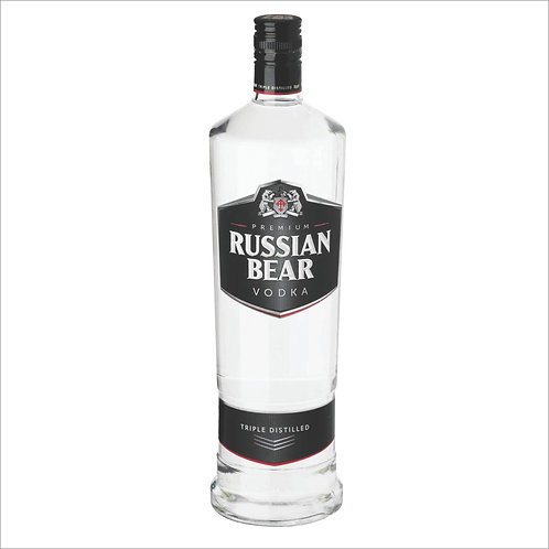 Russian Bear Vodka 750ml