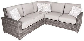 patio furniture, outdoor sectional, outdoor sofa