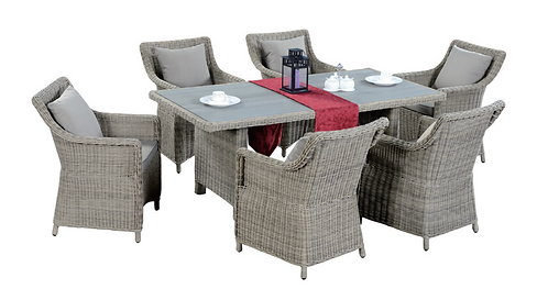 Calista 7-Piece Dining Set