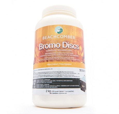 Bromine Discs - 2kg