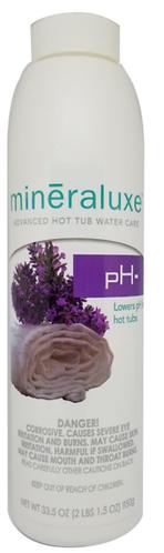 Mineraluxe pH-