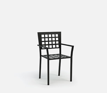 Manhattan Dining Arm Chair