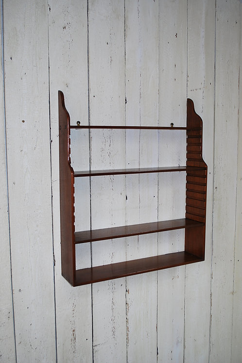 Adjustable Wall Hanging Shelves
