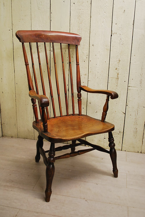 Antique English Windsor Armchair