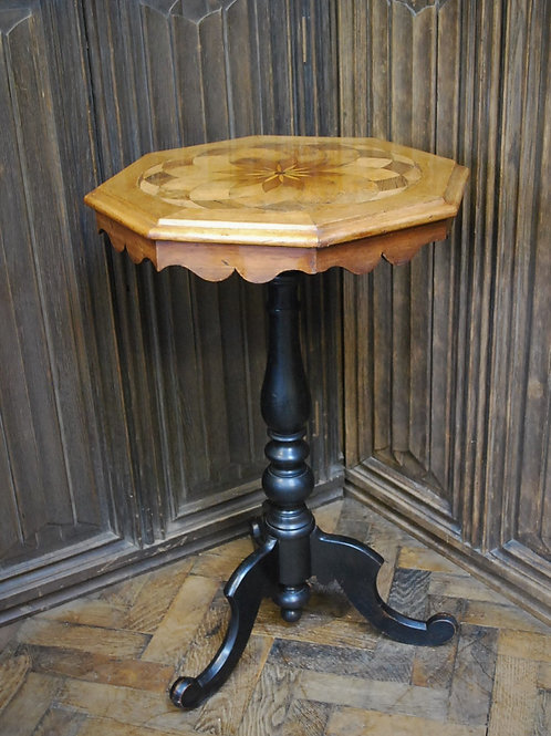 Specimen Wood Wine Table