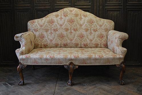 Georgian style sofa/ settee