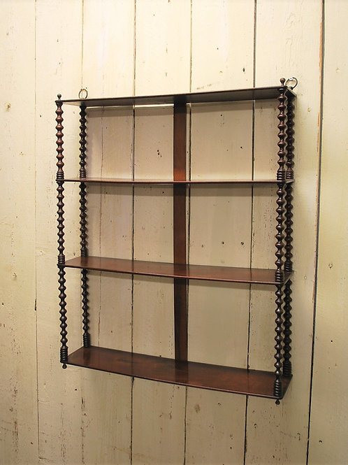 French Bobbin Hanging Shelves