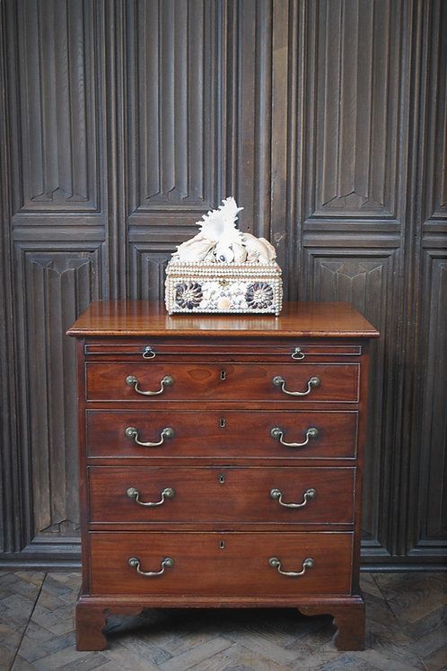 Small Chippendale Chest of Drawers
