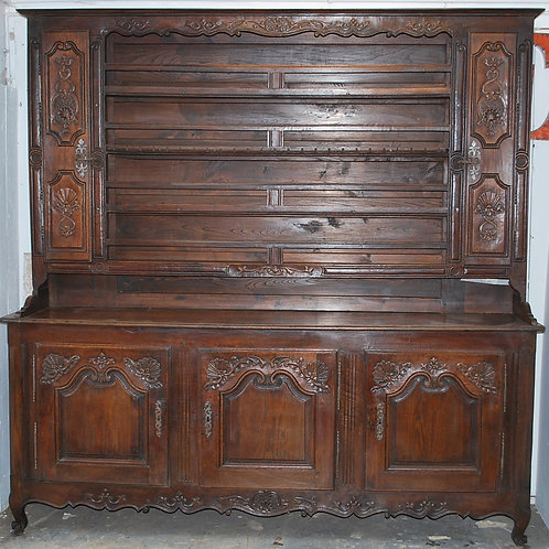 Antique French Dresser / Vaisselier