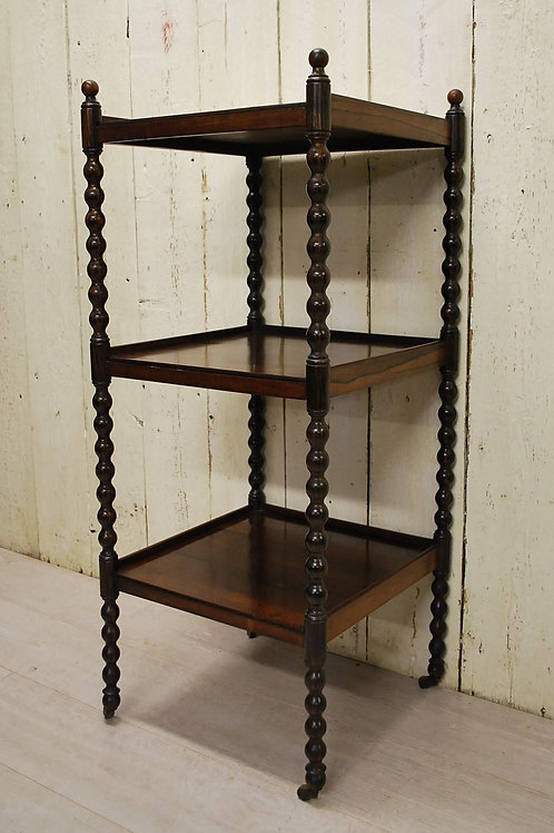 Antique Rosewood Whatnot/Shelves