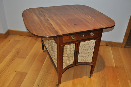 Mahogany 18th Century Pembroke Supper Table