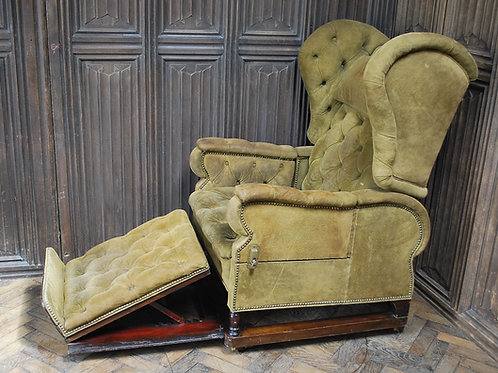 Foots Patent Reclining Chair