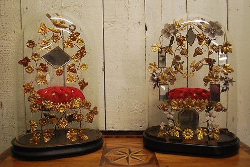Pair of French Wedding Domes