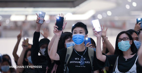 Hong Kong protesters take to malls and street to mark 1st anniversary of movement