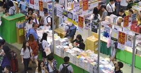 Hong Kong book fair goes ahead amid Covid-19 pandemic