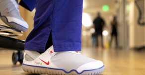 GOOD TO KNOW: Nike will donate 30,000 shoes to frontline workers fighting Covid-19