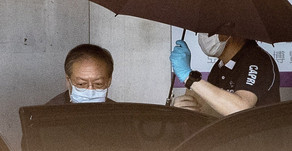 Ex-official back in Hong Kong after serving US prison term for bribery