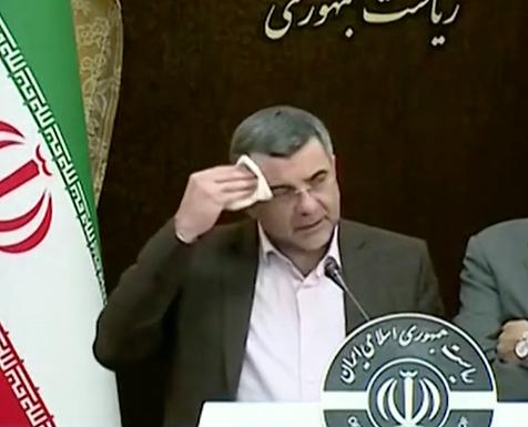 【民主病毒】伊朗衛生部副部長中招 拍片指新冠病毒很民主