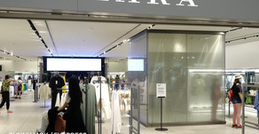 Zara owner to close up to 1,200 fashion stores around the world