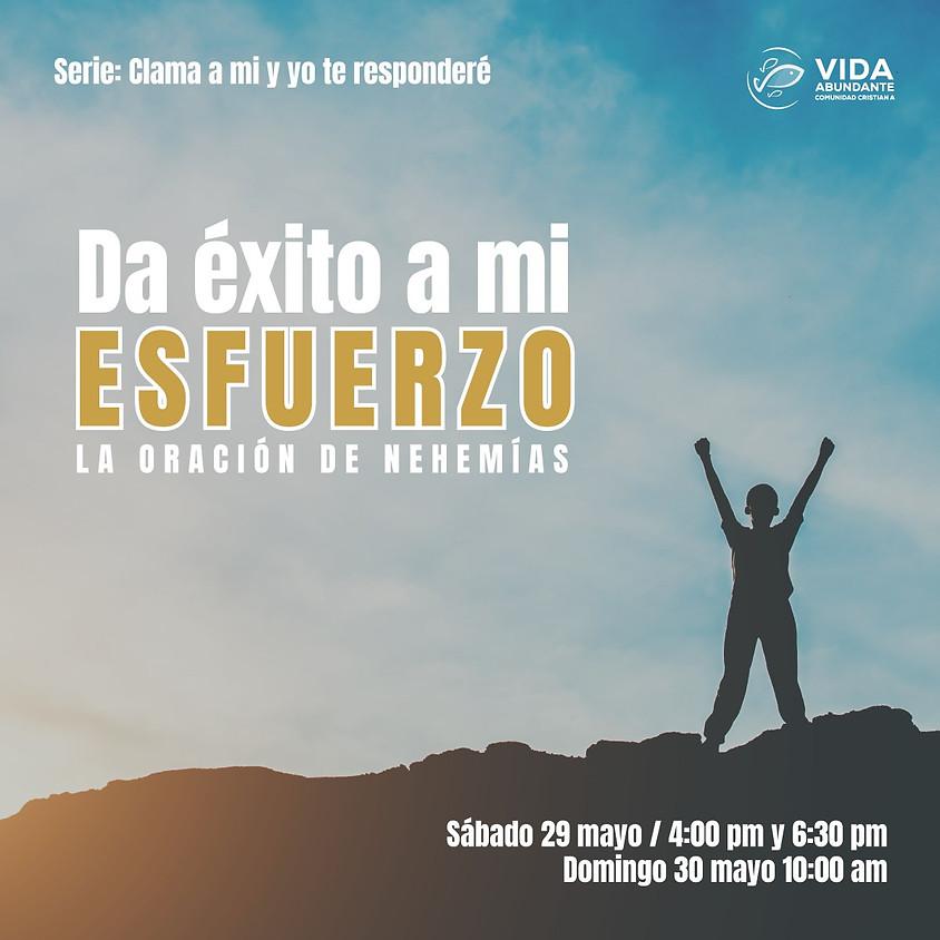Reunión General - Dom 30 de mayo - 10:00am