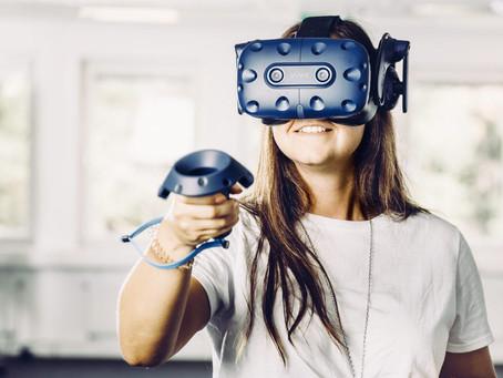 L'eye tracking dans la réalité virtuelle