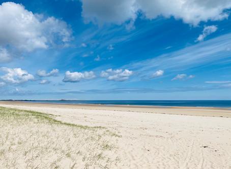 Ross Sands Bank Beach
