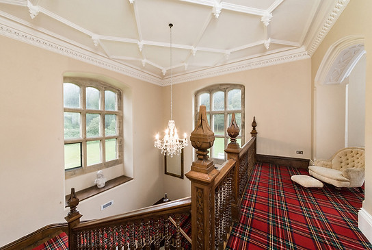 Top landing from main staircase
