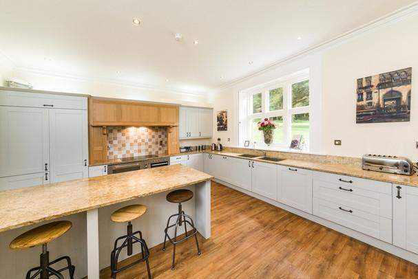 Large main kitchen