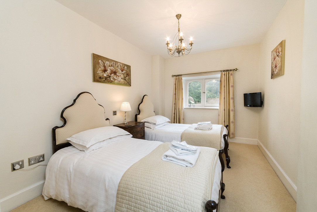 Bedroom No.8 with private ensuite shower room