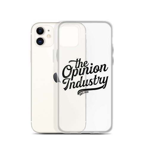 iPhone Case - The Opinion Industry