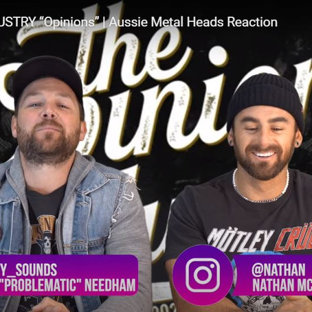 FEATURED ON THE BREAKDOWN WITH NATH AND JOHNNY