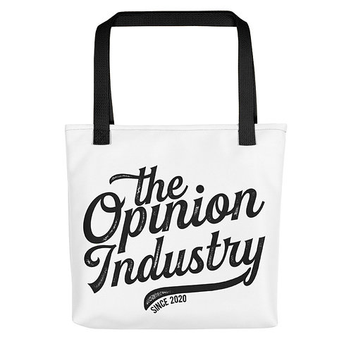 Tote bag - The Opinion Industry