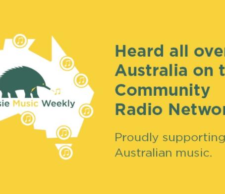AUSSIE COMMUNITY RADIO getting behind us