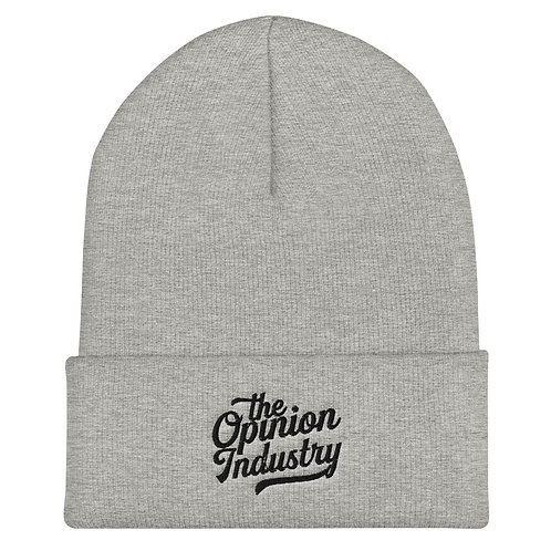Cuffed Beanie - The Opinion Industry
