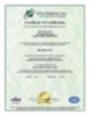 Certificate-Gen-Tek, LLC-ISO 14001-2015-